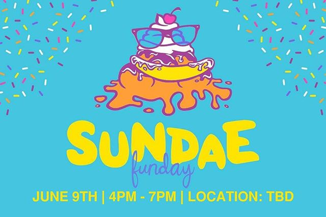Come Join Us today for Sundae Funday. It will be at Good Shepherd Church:) hope to see you there!!!!!