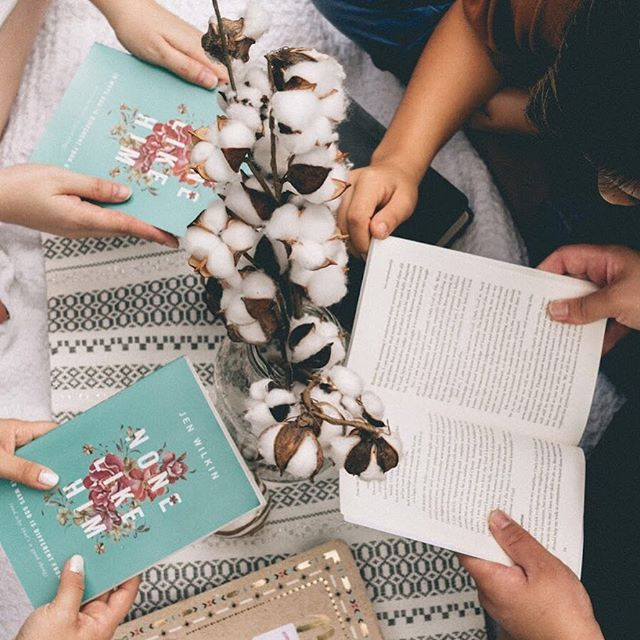 Come Join the River Book Club tonight as we delve into God's character. This week: CH 5 ETERNAL. It will be at Jamie's Apt 7pm. DM for more details. Hope to see u there! #nscrivergals #nonelikehim #riverbookclub