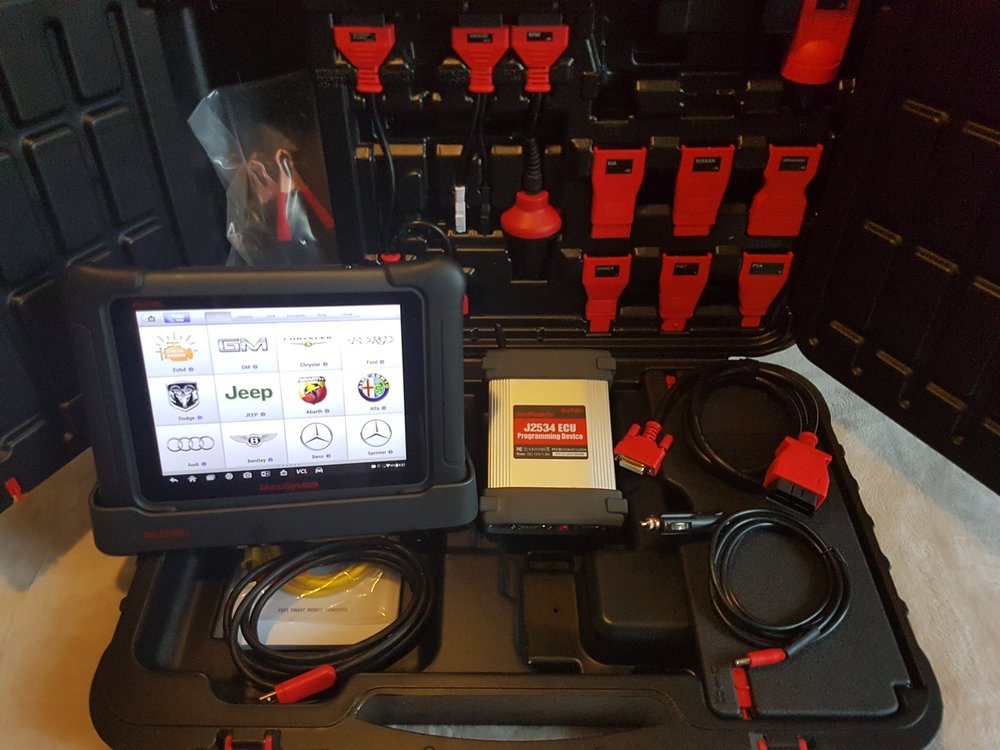 Maxisys Elite Diagnostic Scanner