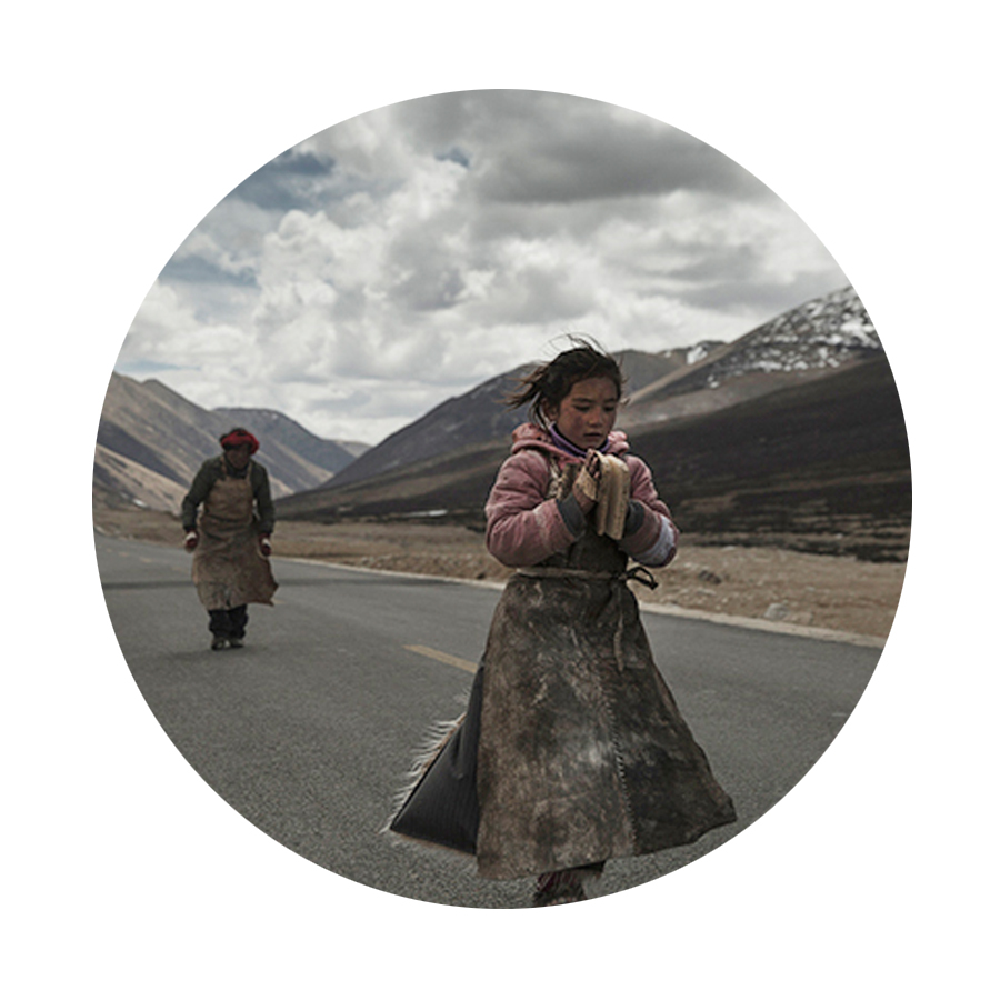 Film 03 PATHS OF THE SOUL (D/P/S Zhang Yang)  ,   #56filmsin17days  . Redemption, spiritual devotion, snow-cloaked meditation; faith found, bowing to Lhasa. Just the first day of   #MIFF2016   then.
