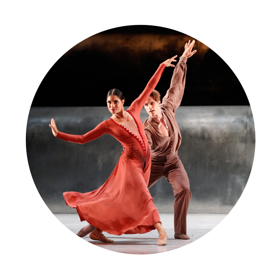 """Film 34 belongs to ELLA (D Douglas Watkin)  . """"I think my heritage gives me a unique understanding of the way movement works and the way in which it resonates within my body. I personally dance and perform better when there is a story or intention behind the dance.""""—  @ausballet  's first Indigenous dancer, Ella Havelka (  @ellahavelka  ). (Image details:    Forgotten Land   , Jiři Kylián  )"""