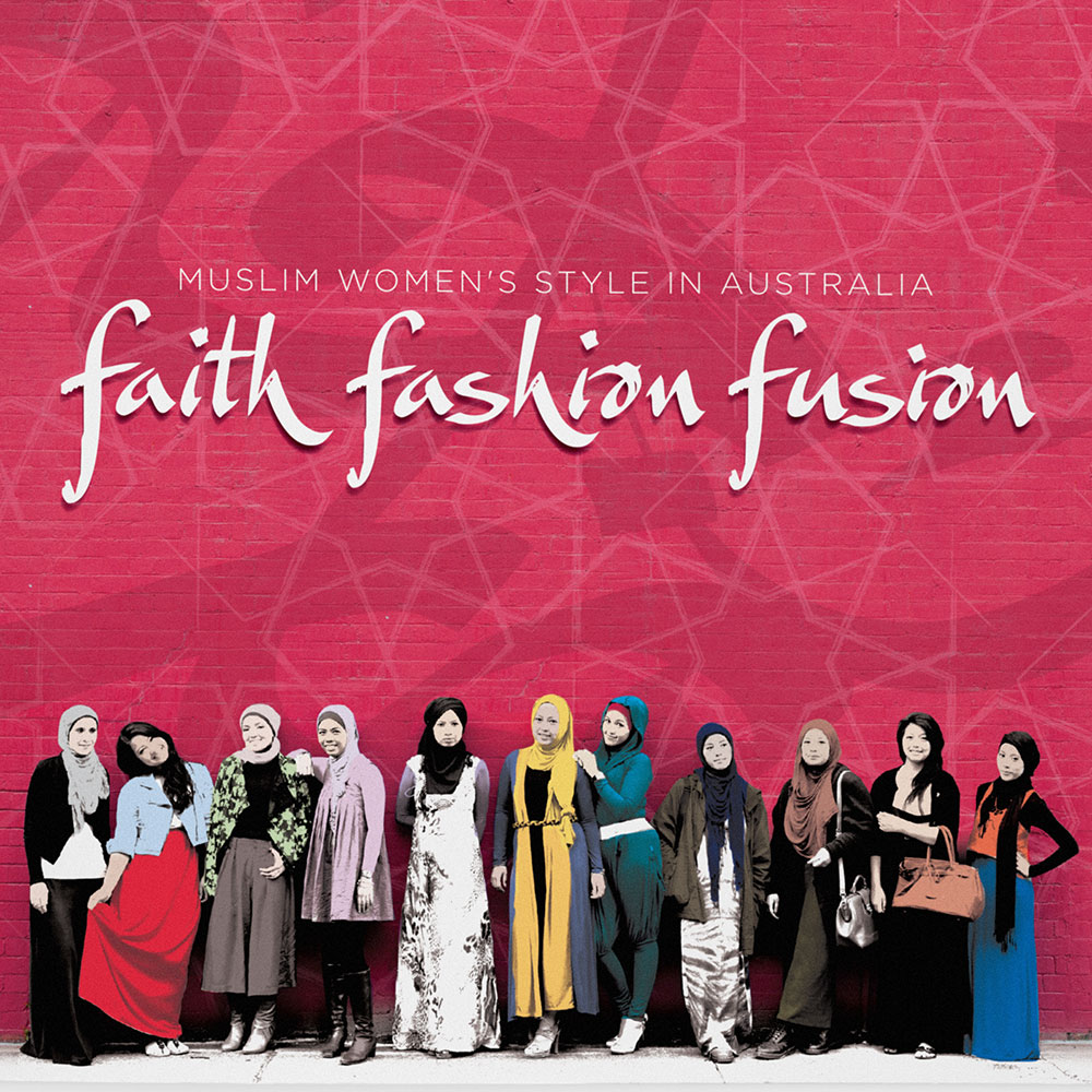How might we celebrate the success and style of Muslim women in Australia?