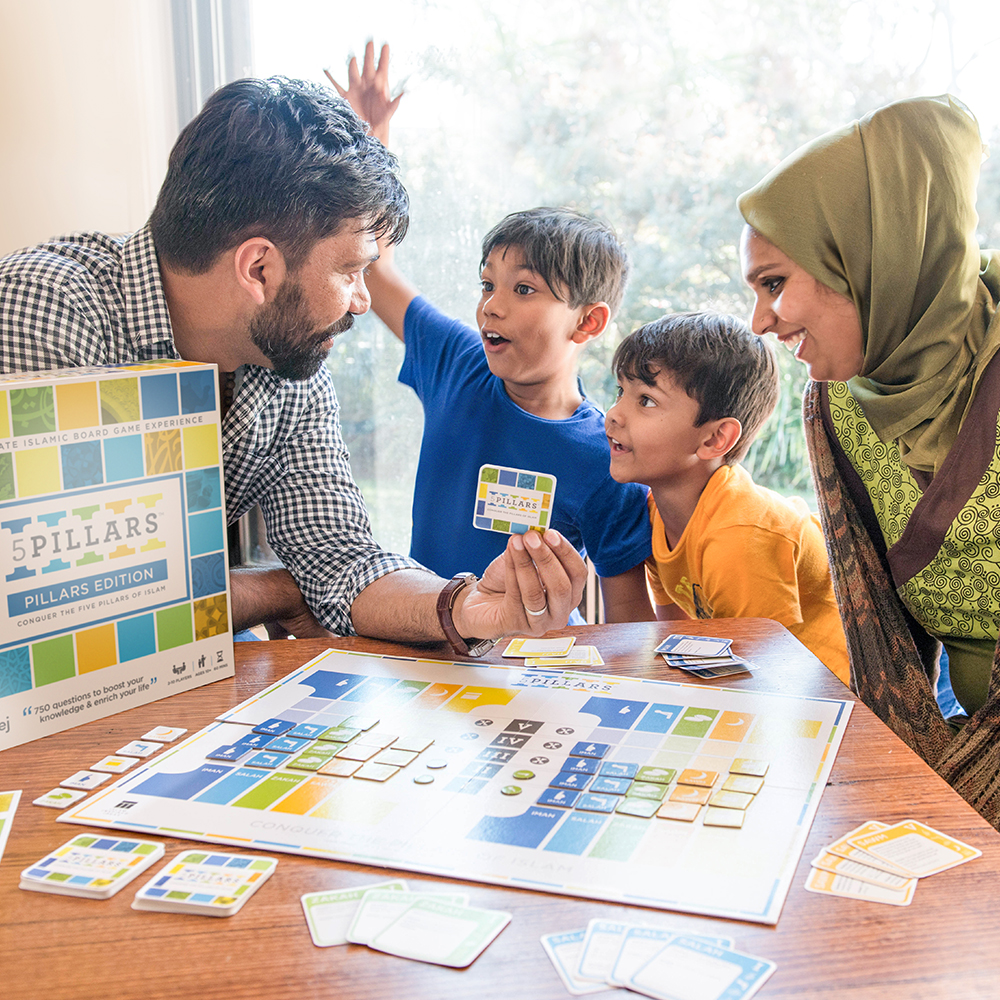 Bringing excitement to Islamic learning