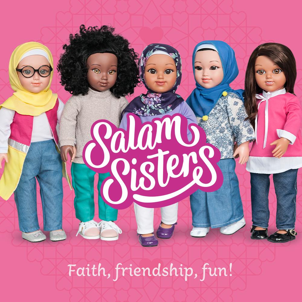 Inspiring & empowering the next generation of Muslim girls