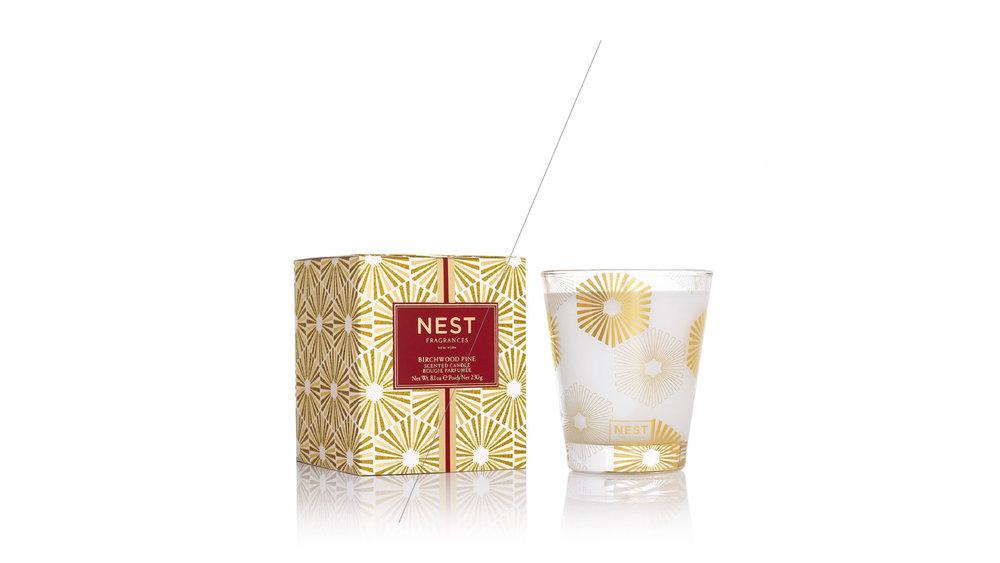 NEST Birchwood Pine Classic Candle -