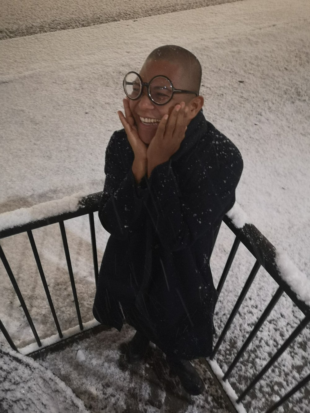 Domingo Lumanog in Calgary snow.jpg