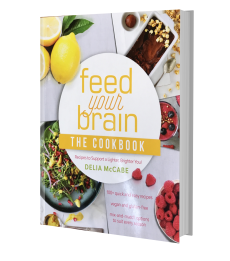 Feed Your Brain Cookbook - Delia McCabe