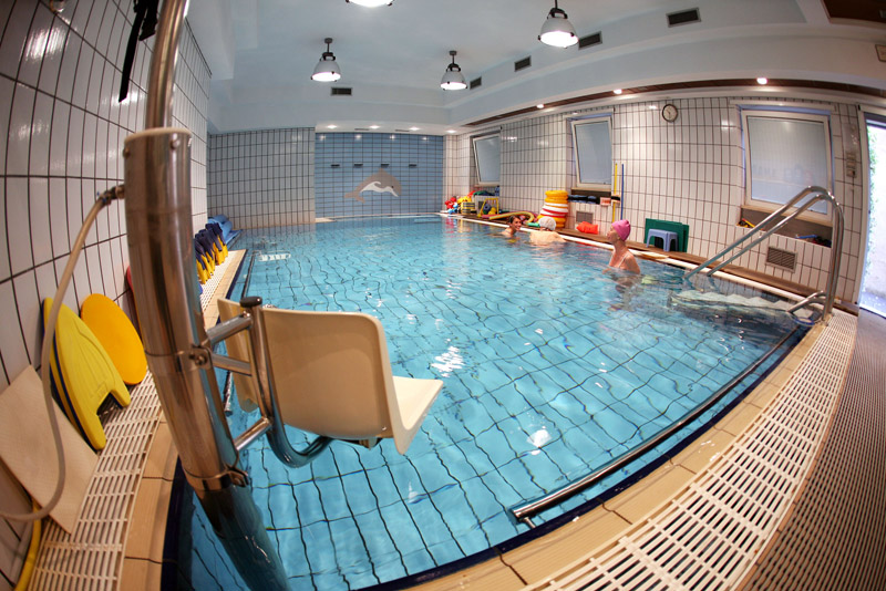 Idrokinesi piscina Fleming Roma