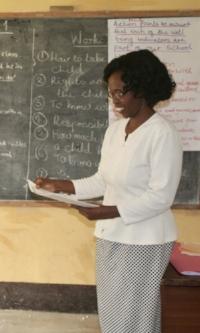 Martha Munsaka, Bana Tandizo Programme Manager