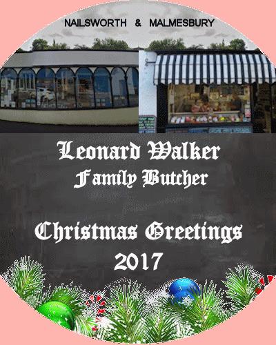 Leonard Walker, Malmesbury