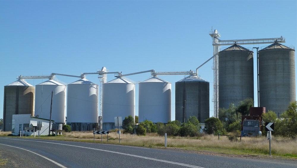 Yelarbon silos