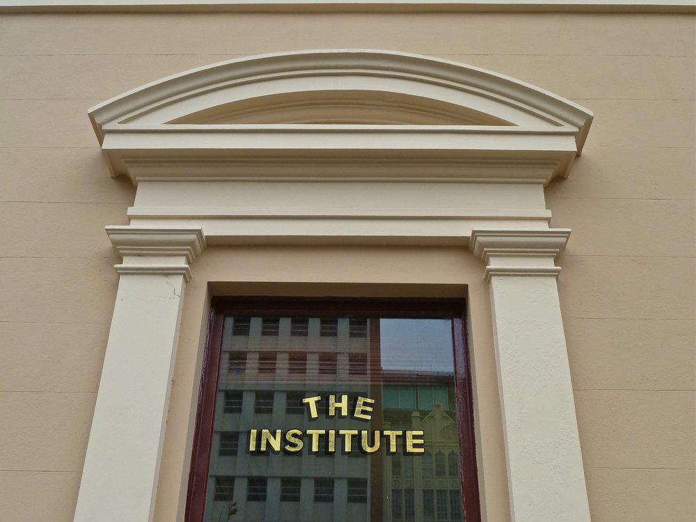 The Institute Building **