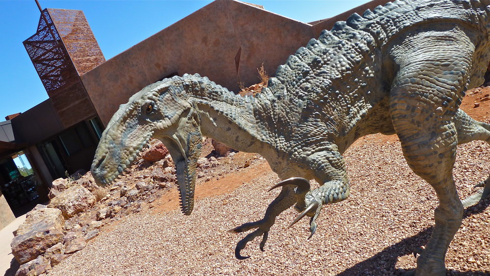 Age of Dinosaurs, Winton, Central West Queensland