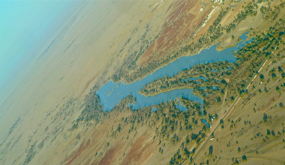 Birdsville Lagoon, Far Western Queensland