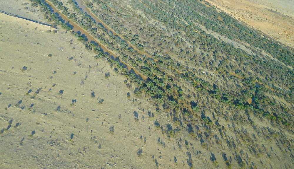 Diamantina floodplain, South Australia
