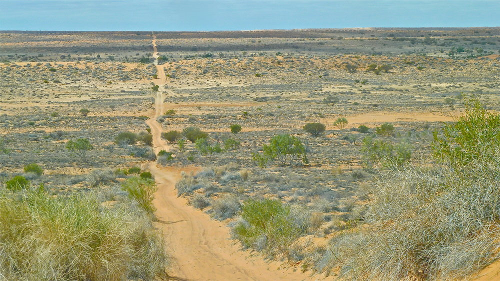 QAA Track, Simpson Desert, Queensland