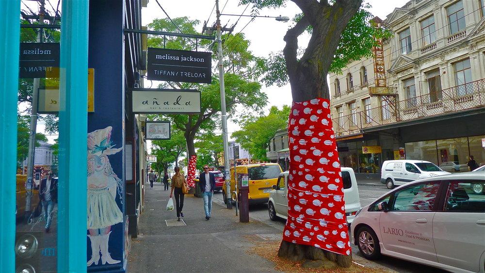 Gertrude Street, Fitzroy, Melbourne, Victoria