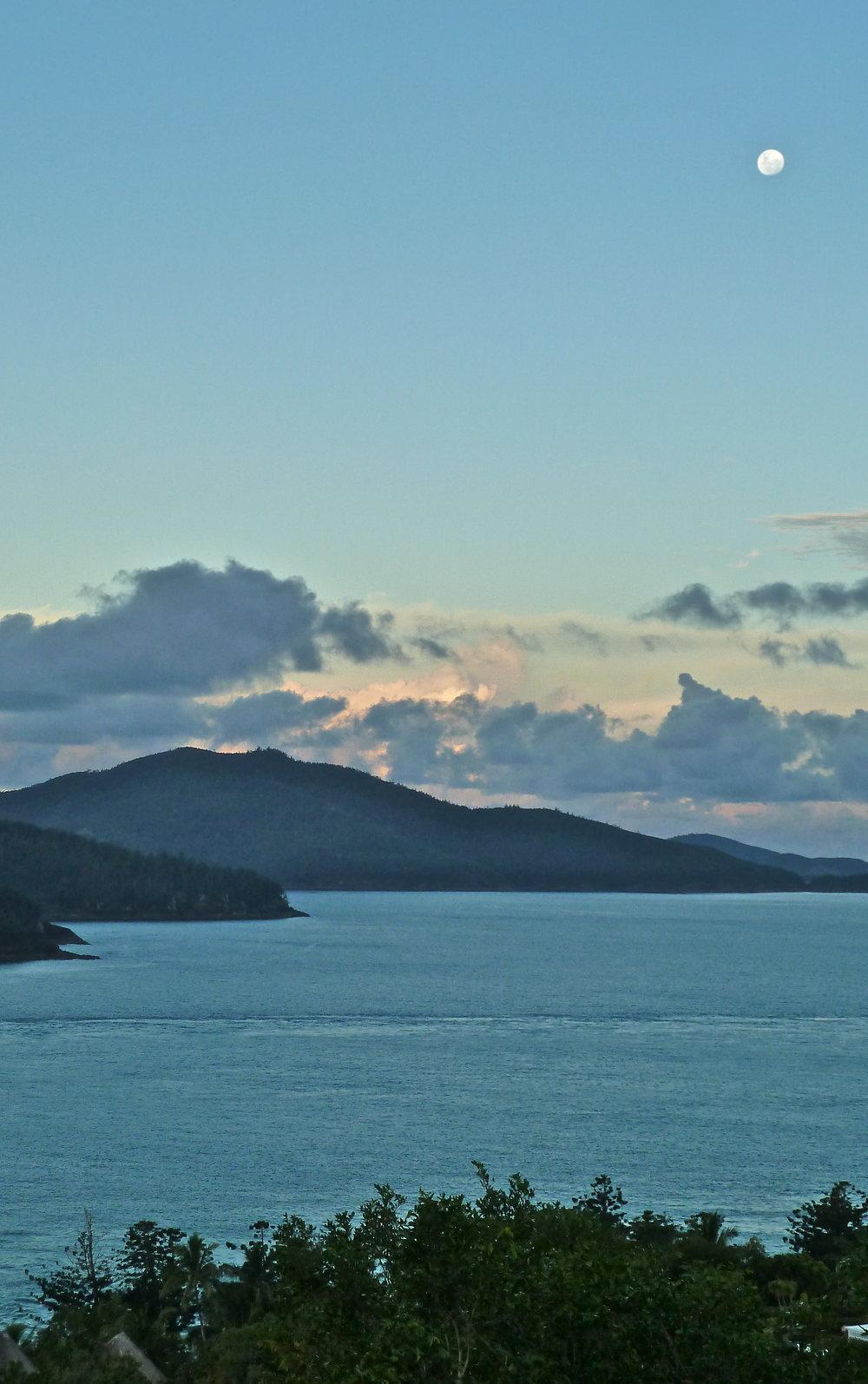 Feb: Whitsundays, Coral Sea