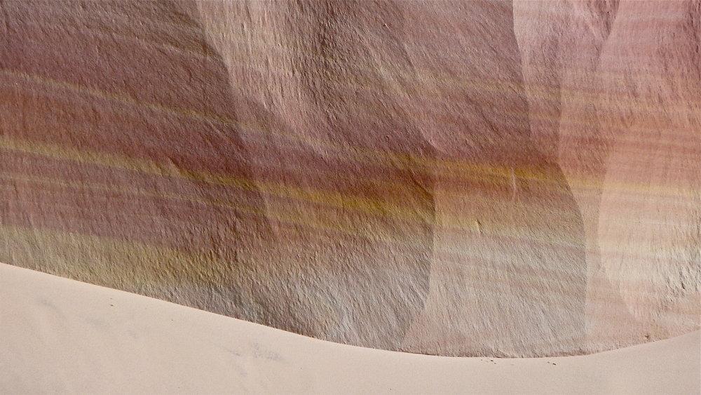 May:  Rainbow Beach, Queensland