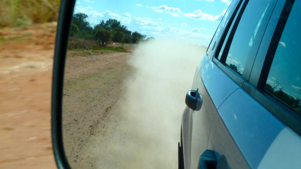 Dust = Outback