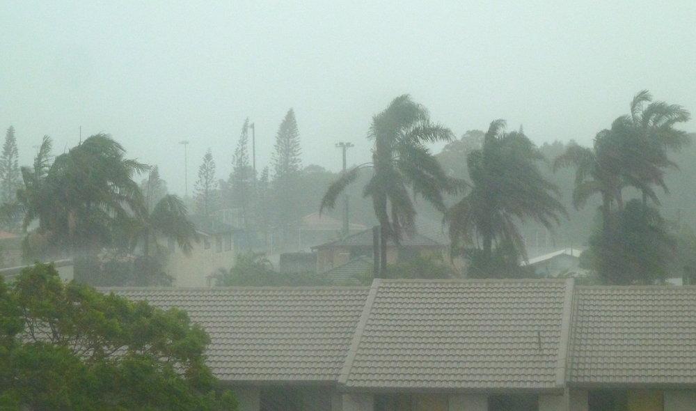 Cyclone Oswald hits Ballina, northern New South Wales