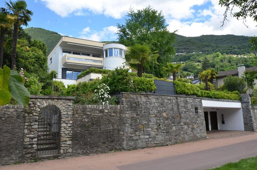 Villa in Minusio, Tessin zu verkaufen