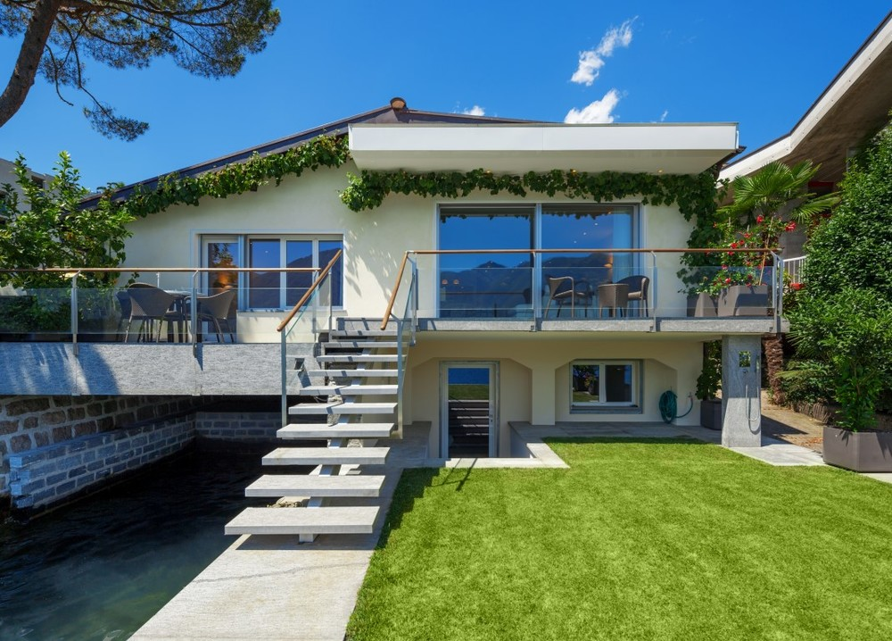 Small luxury home in Ticino, Switzerland for sale