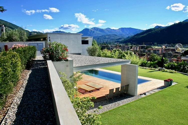Luxury & modern mansion near Lugano for sale. Click the image for more information.