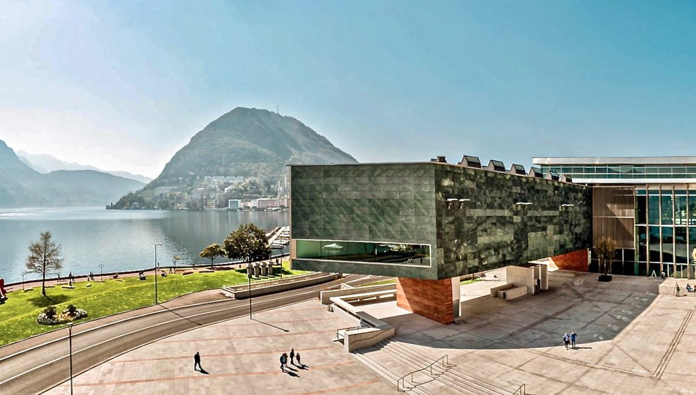 LAC,Il Centro culturale della Città di Lugano - Image by  Lugano Turismo