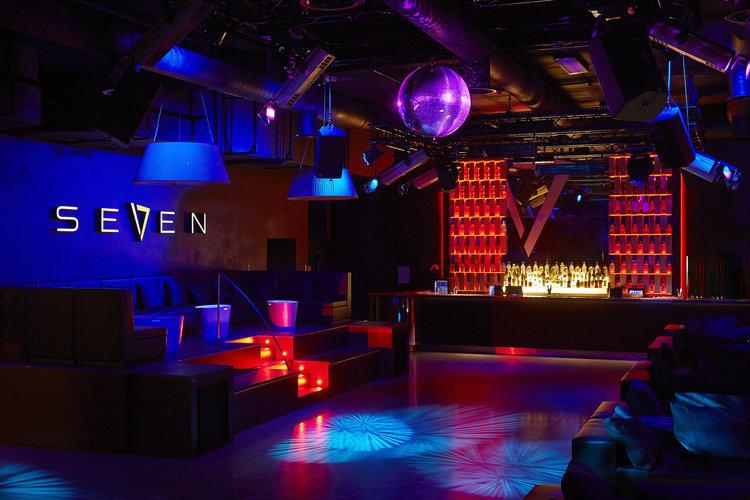 Seven club Lugano