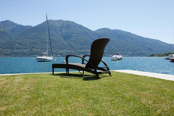 Direkter Zugang zum Lago Maggiore, Villa direkt am See Schweiz zu verlkaufen