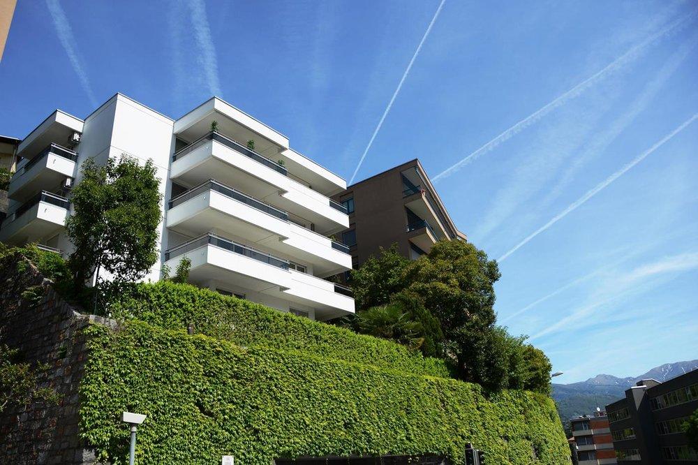Moderno appartamento a Lugano, Svizzera da vendere