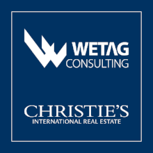 Logo Wetag Consulting with Chriestie's Window