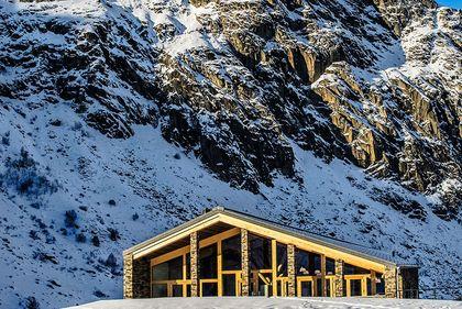 Sci di fondo – The Nordic House -