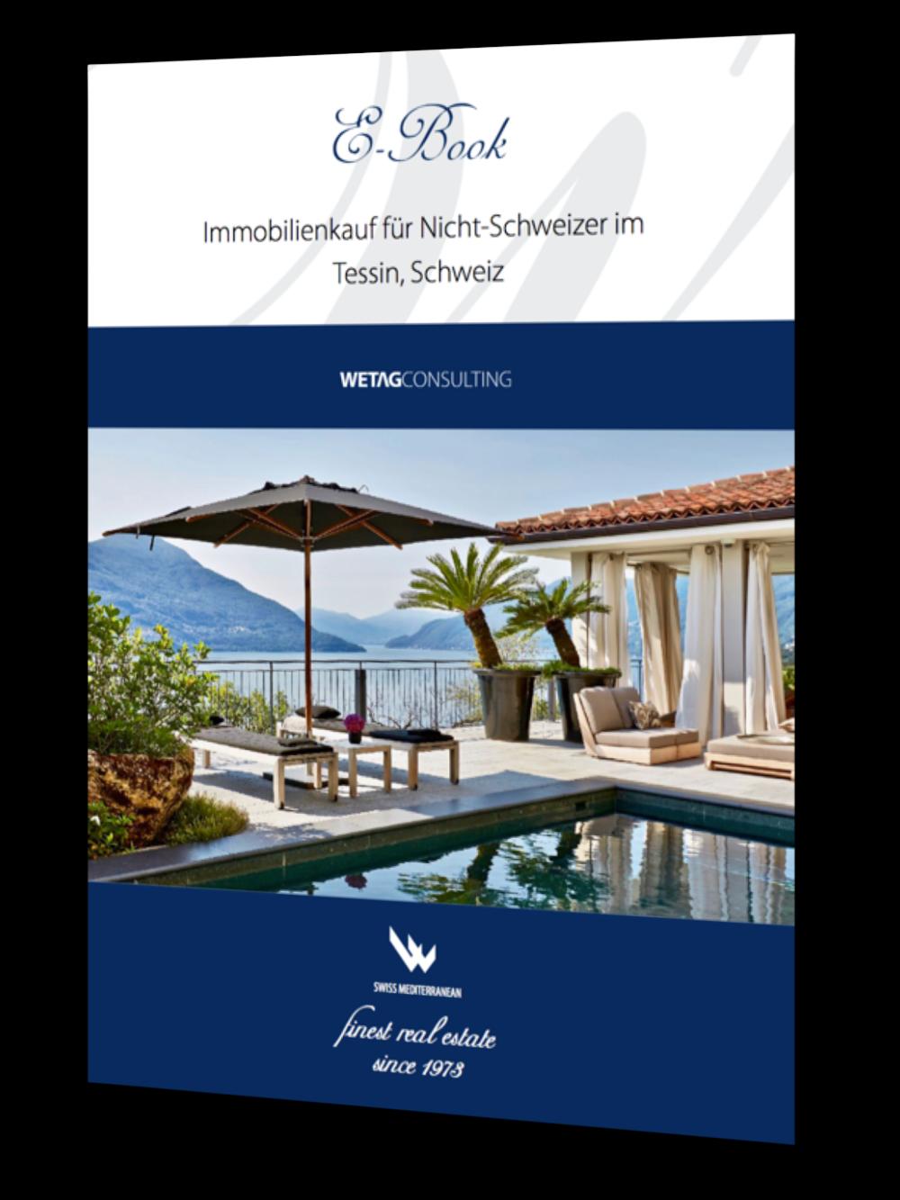 E-Book - Immobilienkauf im Tessin für Nicht-Schweizer
