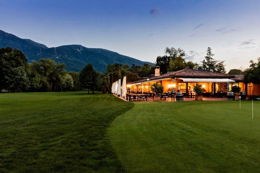 , Restaurant / Golf Club Patriziale Ascona