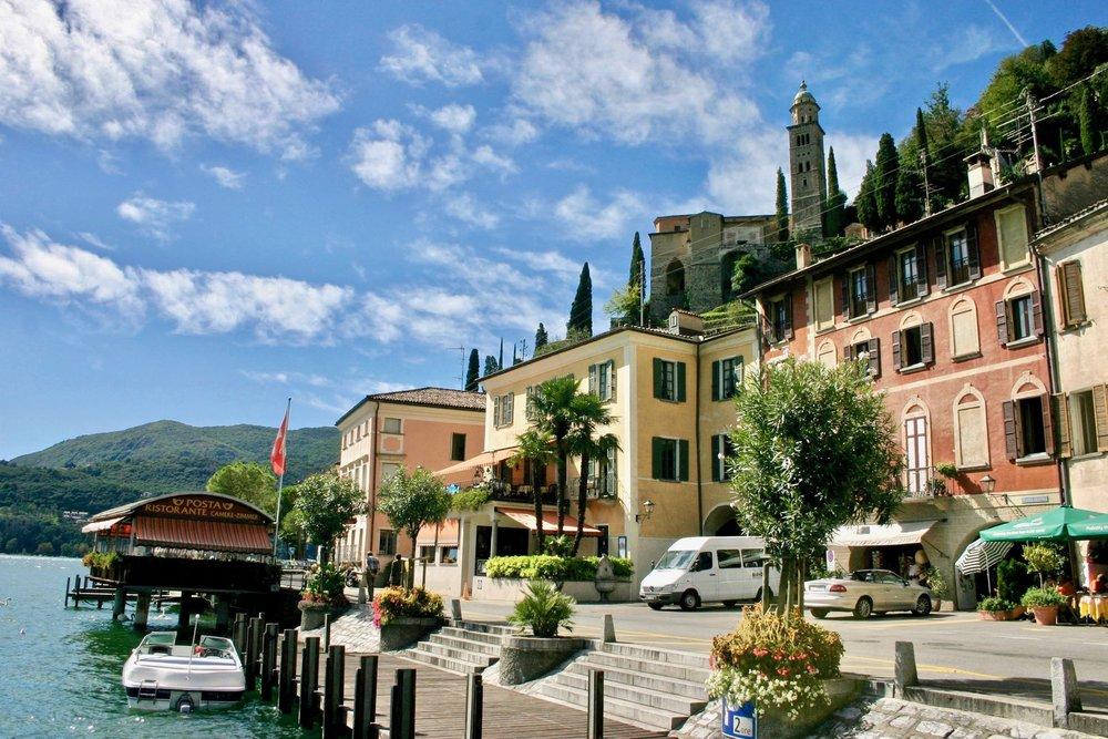 Lake Lugano Morcote - 1.jpg