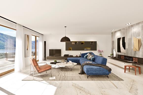Penthouse-Duplex-Wohnung - 4,5 Zimmer, 172 m² Wohnfläche,Terrassenfläche 45 m²Ref. 88467CHF 3'077'000