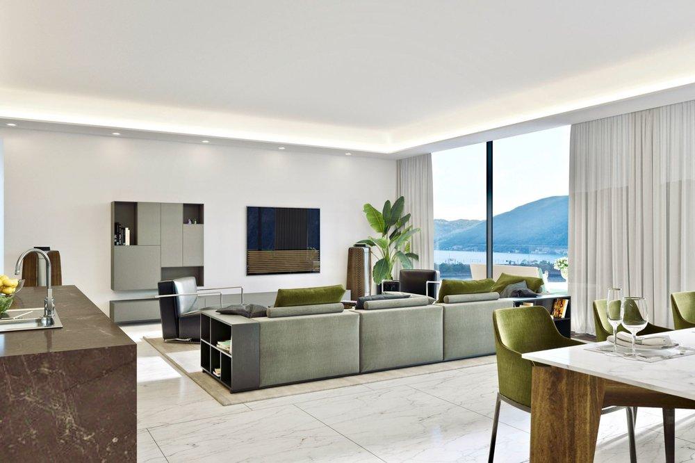 4,5 Zimmer Wohnungen mit Terrasse - Wohnfläche ca.: 126 m²Terrassenfläche: 17 m²Schlafzimmer: 2Ref. 88558-2