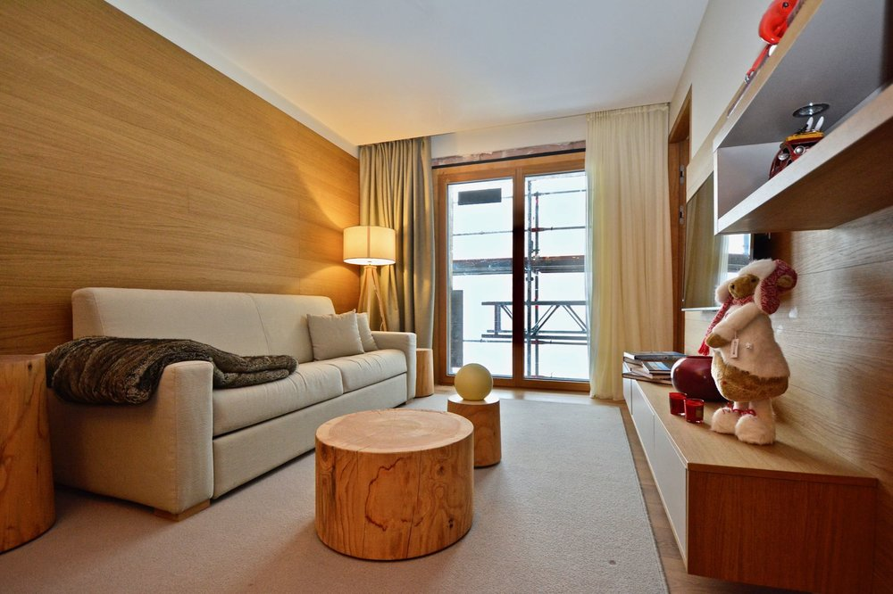 Elegant holiday apartment with hotel service comfort - Living area ca.: 56 m²Bedrooms: 1Bathrooms: 2Ref. 88465