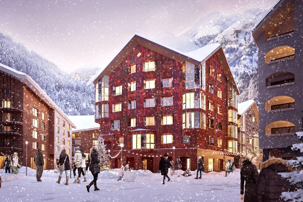 Charmante 2.5-Zimmer-Apartments - Wohnfläche ca.: 81 m²Schlafzimmer: 1Badezimmer: 2Ref. 88501-1