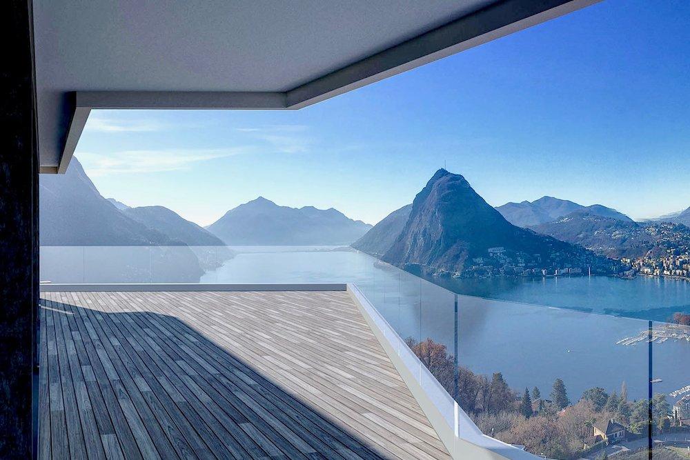Appartamento di 6 locali con terrazza - Area abitabile ca.: 250 m²Area terrazza: 58 m²Camere: 3Rif. 88589-2