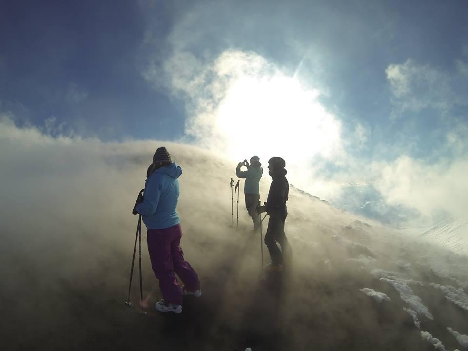 ski mount etna