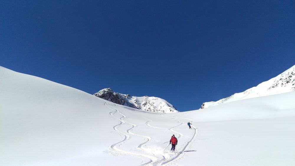 stubai ski tour