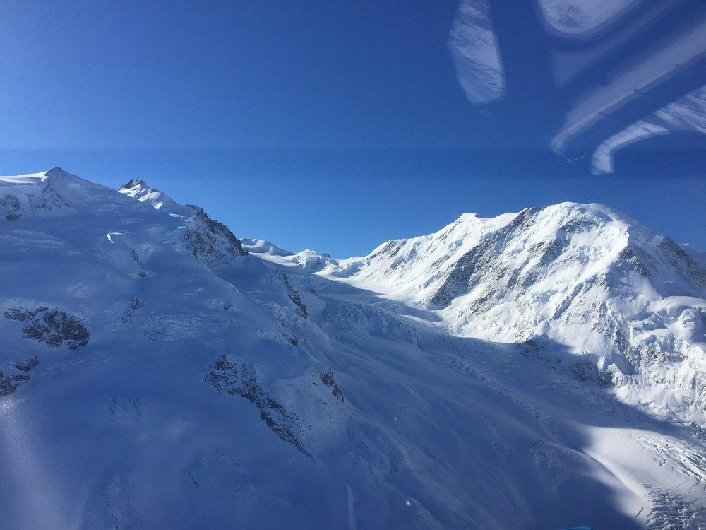 mont rose 4634m