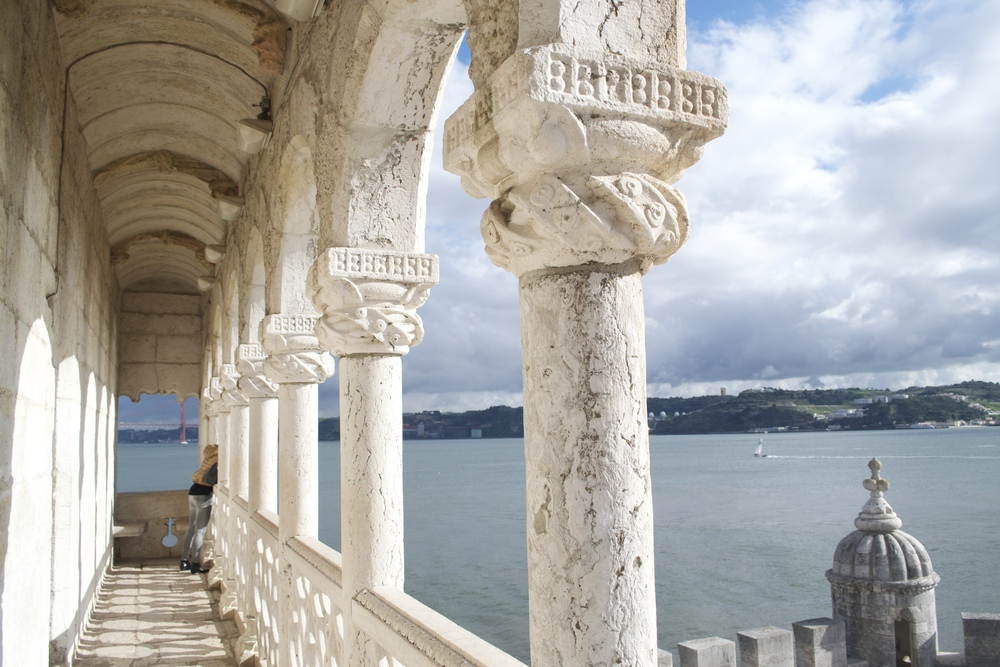Views from the Tower of Belém