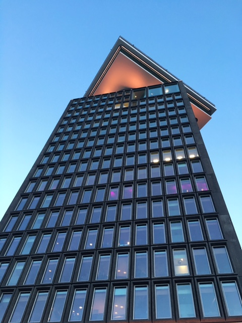 Building of the Sir ADAM Hotel