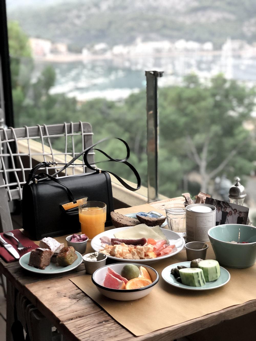 breakfast banquet - with an israeli twist from the neni kitchen