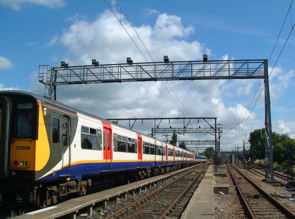 chingford railway depot