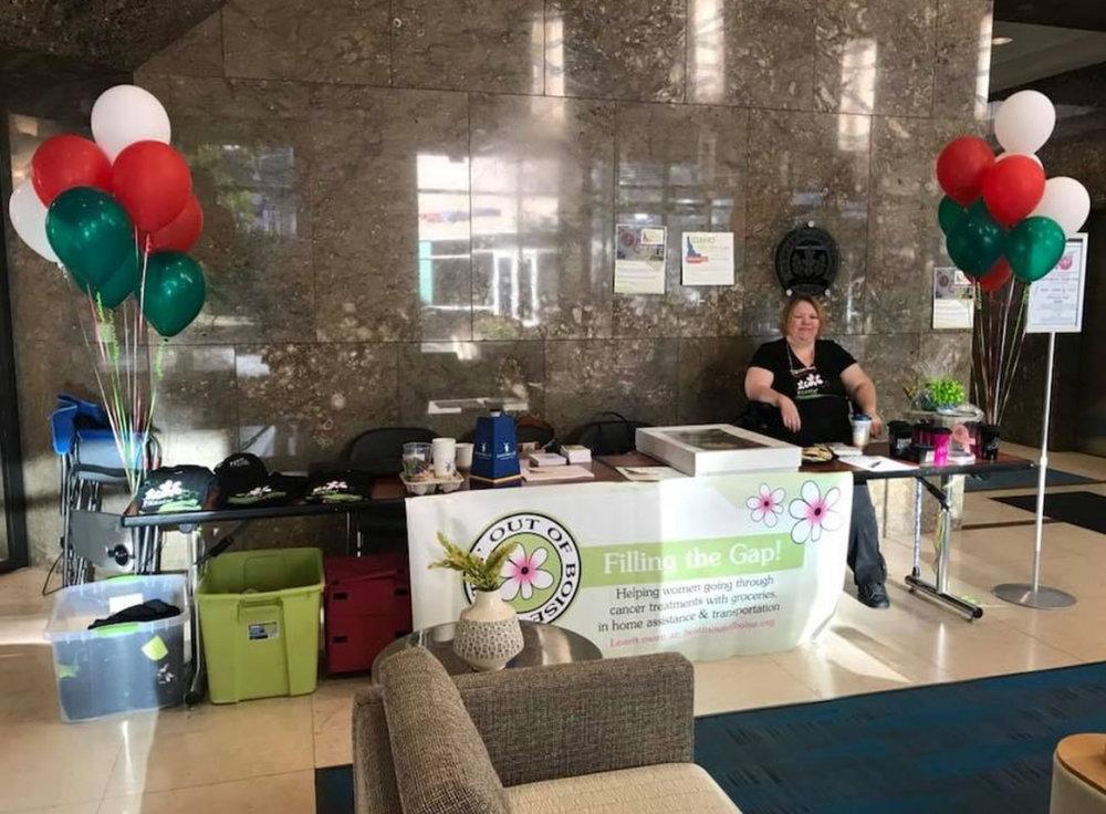 Volunteers at Idaho Gives